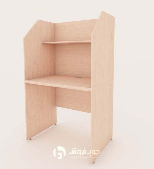 میز استیشن چوبی