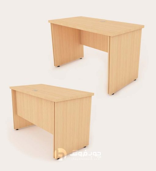 میز ساده ام دی اف