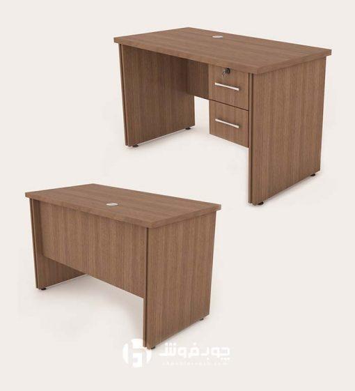 میز ساده کشو دار