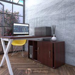 ست-کنار-میز-اداری-MDF-TL806