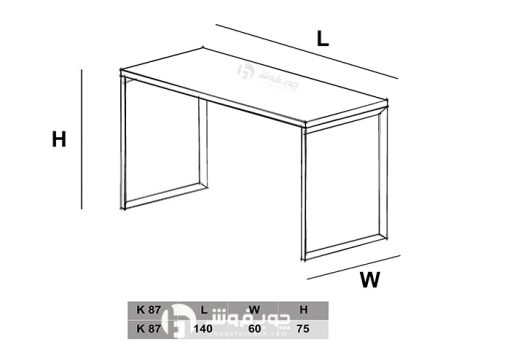 نقشه-میز-k87