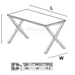 ابعاد میز