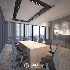 میز-کنفرانس-8-نفره-c005