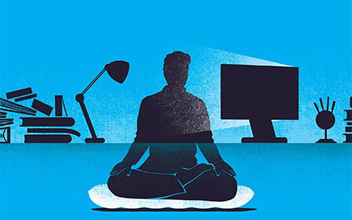 آرامش-در-محیط-کار