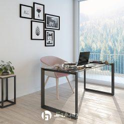 میز-مدرن-شیشه-ای-kg87