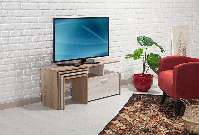 میز-تلویزیون-مدرن