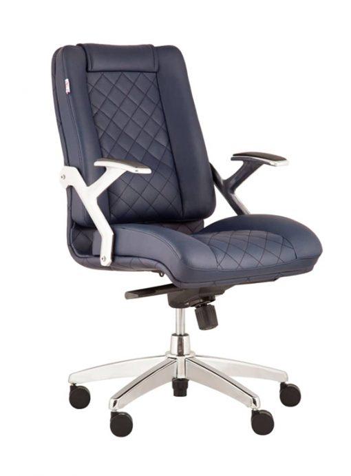 صندلی کارمندی سازینه چوب d-1 890