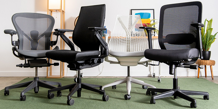 ده-صندلی-اداری-مدرن