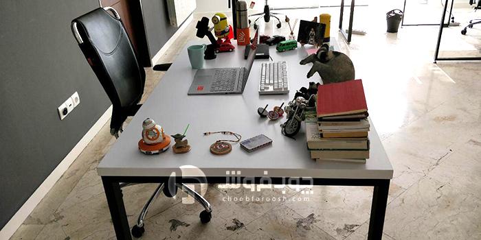 میز-پایه-فلزی-متفاوت