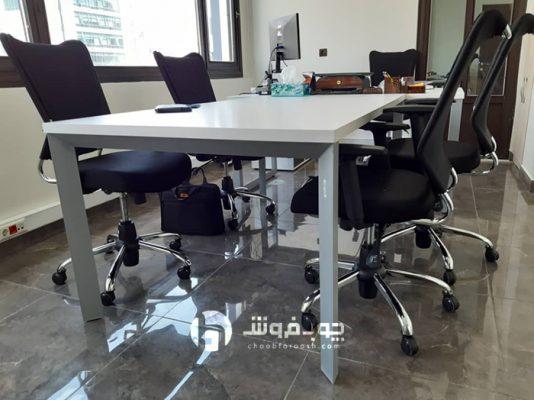 میز-کنفرانس-پایه-یو-شکل