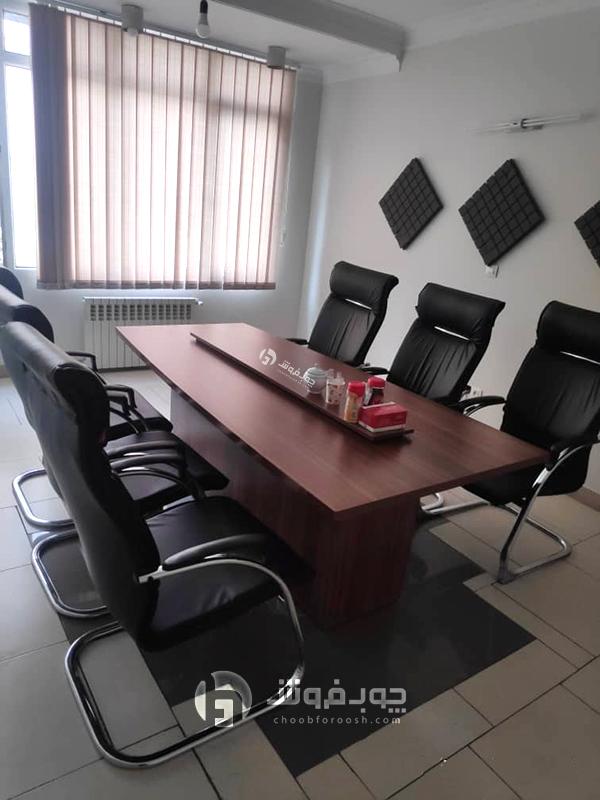 میز-کنفرانس-6-نفره-ام-دی-اف