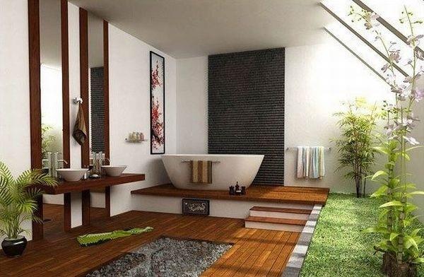 طراحی حمام لاکچری 4