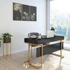 میز-اداری-پایه-فلزی-k120