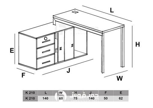 نقشه-میز-اداری-مدیریتی-k210-1