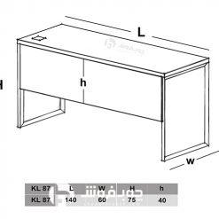 نقشه-میز-اداری-kl87