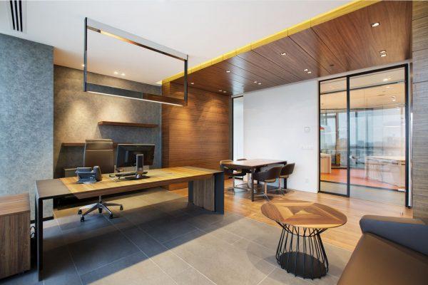 طراحی های زیبای محل کار