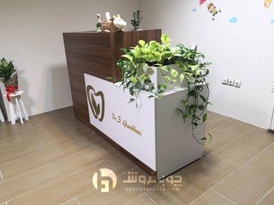 میز-پذیرش-مطب-کرمان