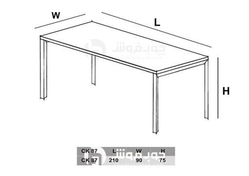 نقشه-میز-کنفرانس-ساده-ck-b-87