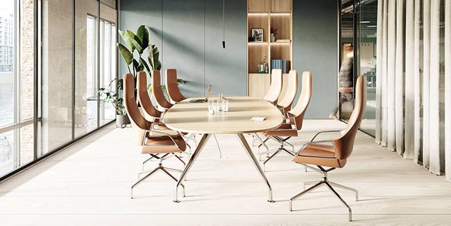 صندلی های مناسب اتاق کنفرانس