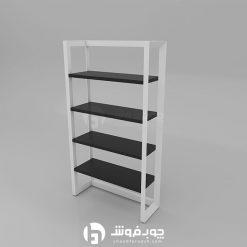 عکس-کتابخانه-با-پایه-فلزی-L901