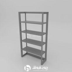 کتابخانه-با-پایه-فلزی-روستیک-L901