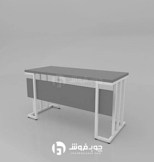 خرید-میز-چوبی-با-پایه-فلزی-جدید-K330