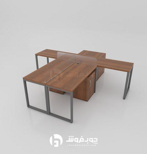 خرید-میز-کار-گروهی-اداری-G137
