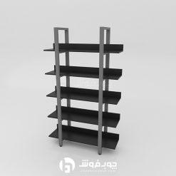 خرید-کتابخانه-ایستاده-چوبی-L950