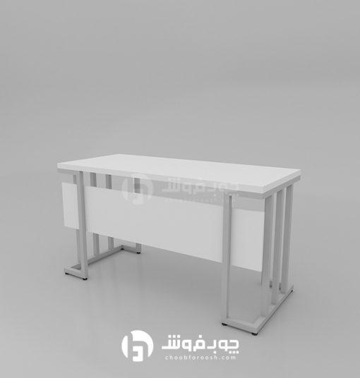 قیمت-انواع-میز-چوبی-پایه-فلزی-K330