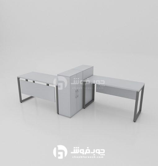 میز گروهی مدرن 2 نفره