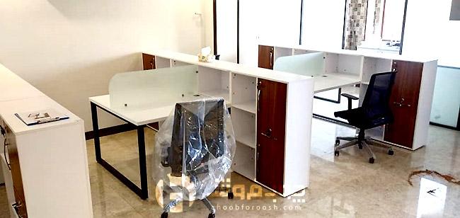 قیمت-میز-گروهی-ام-دی-اف-اداری-G125