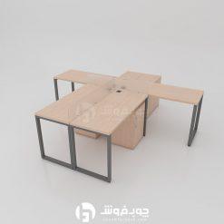 میز گروهی چهار نفره