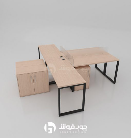میز گروهی 4 نفره