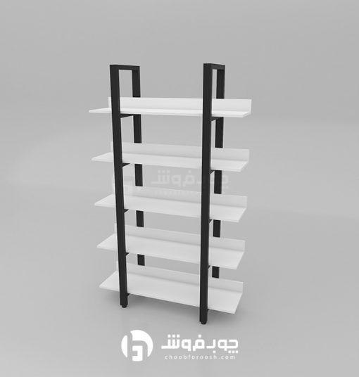 کتابخانه-ایستاده-فلزی-مدرن-L950