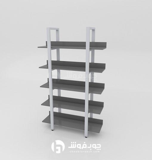 کتابخانه-چوبی-ارزان-L950