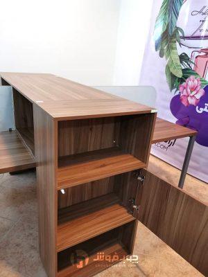 خرید-میز-گروهی-پایه-فلزی