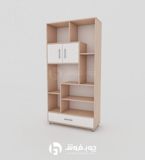 خرید-کتابخانه-MDF-L960
