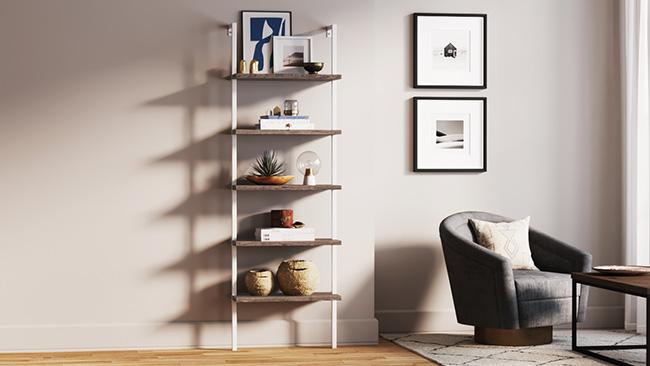 راهنمای-خرید-کتابخانه-فلزی