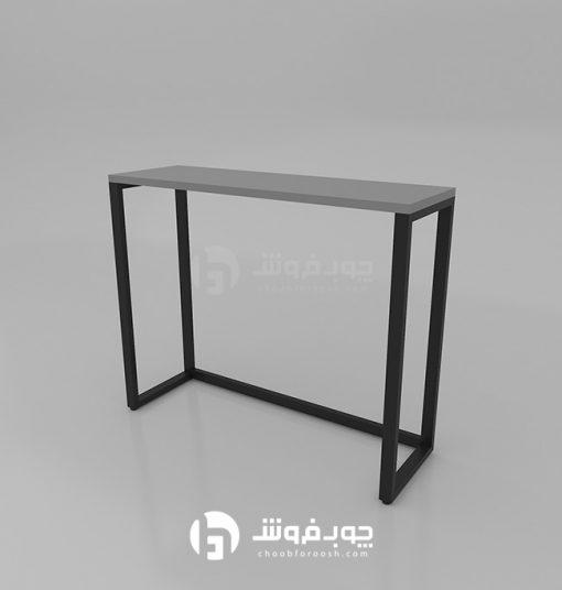 میز-نهار-خوری-پایه-فلزی-ارزان-DT500