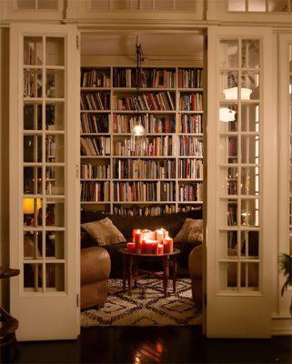 ایده-دیزاین-کتابخانه