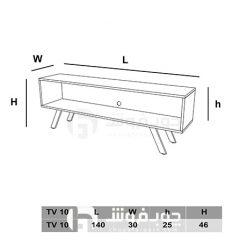 ابعاد-میز-تلویزیون-جدید-TV10